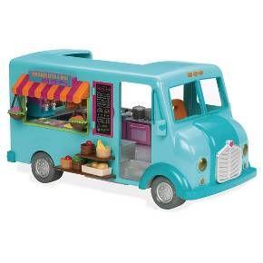 Li'l Woodzeez Vehicles Food Truck