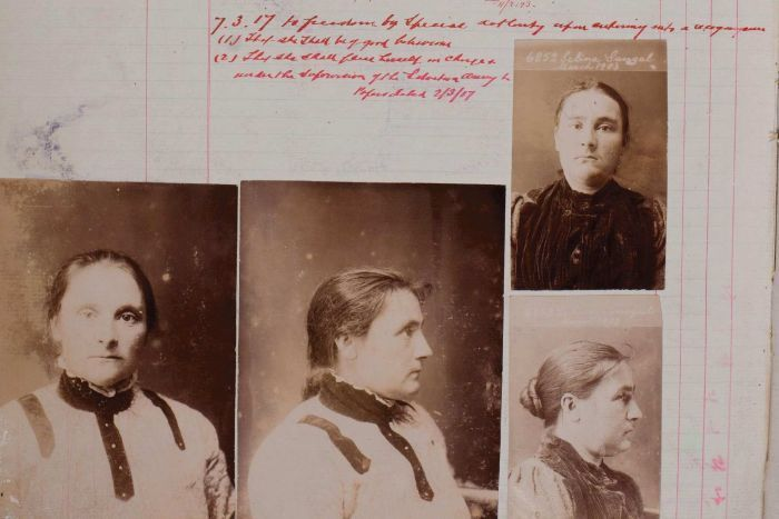 Murderers, prostitutes, mothers and paupers: Victorian female prison registers online for first time - A new online resource gives an insight into some of Melbourne's most notorious female criminals, as well as women who were jailed for offences that no longer exist | ABC News