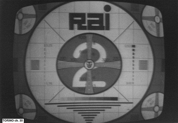 4 novembre del 1961. Nasce la seconda rete Rai (Rai2).