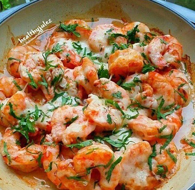 10 minute buffalo shrimp with blue cheese dip 10 minute buffalo shrimp ...