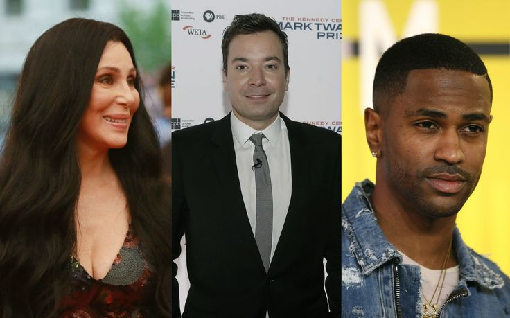 Jimmy Fallon, Cher, Jack White and Big Sean are among those who have pledged donations to the relief effort.