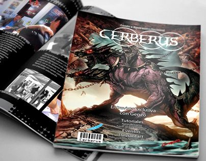 "Check out new work on my @Behance portfolio: ""Revista de Comic e Ilustraciones Nacionales"" http://on.be.net/1JVcMGC"