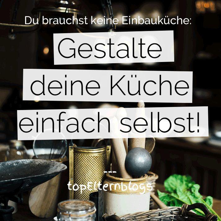 Küche neu gestalten ile ilgili Pinterestu0027teki en iyi 25u0027den fazla - küche günstig zusammenstellen