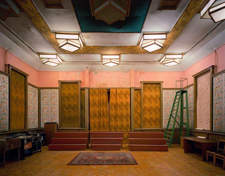 Recording studio, Simferopol - Andrew L Moore