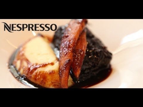 Two Michelin star chef Phil Howard creates a beef short rib recipe with Nespresso coffee