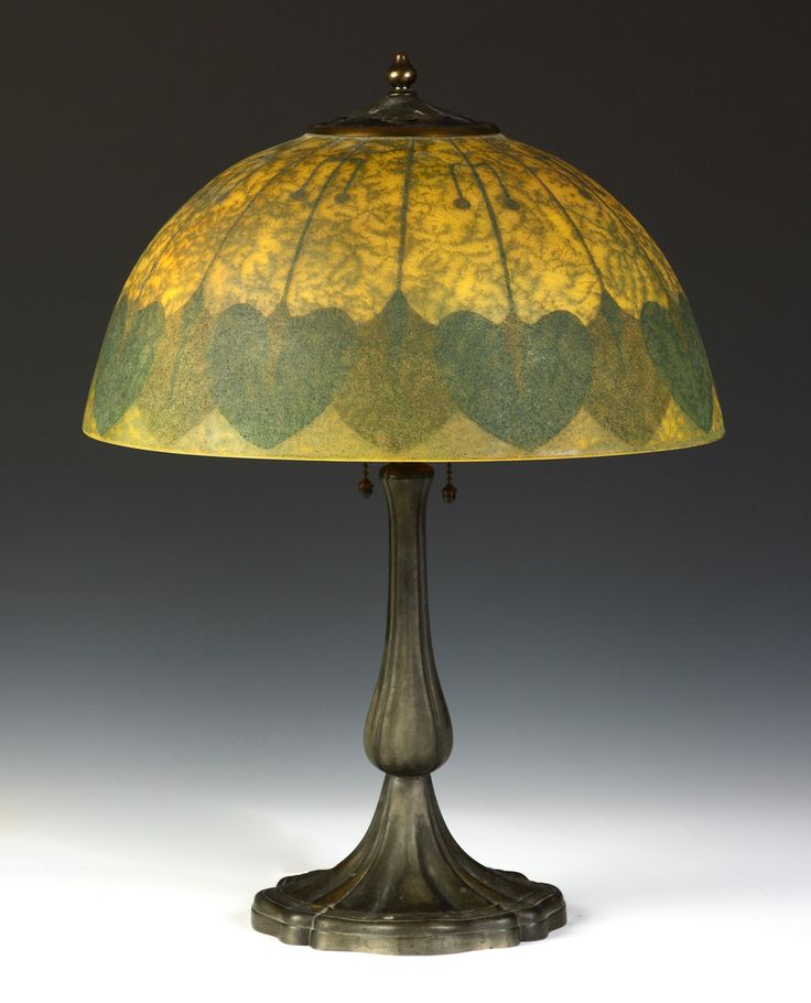 Etched Metal Lamp Shade: 102 Best Handel Lamps Images On Pinterest