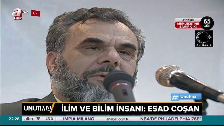 Prof. Dr. #MahmudEsadCoşan