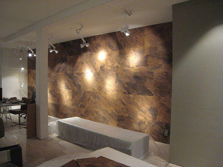 Meer dan 1000 idee n over kurk muur op pinterest kurktegels wandtegels en kurkvloeren - Kleden muur op ...