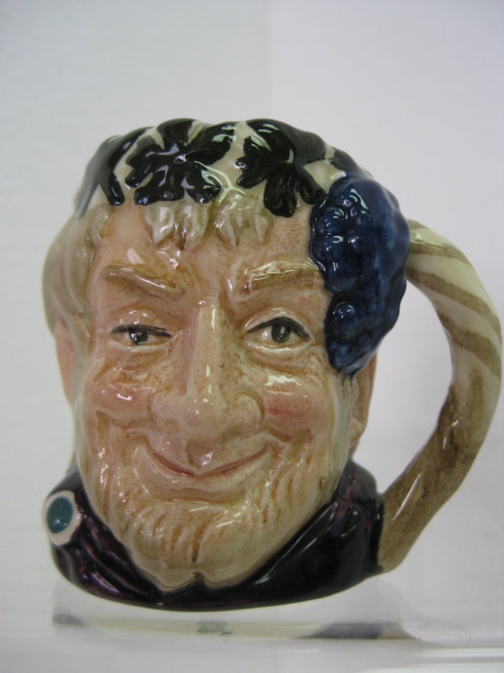 What is the general value of Toby mugs?