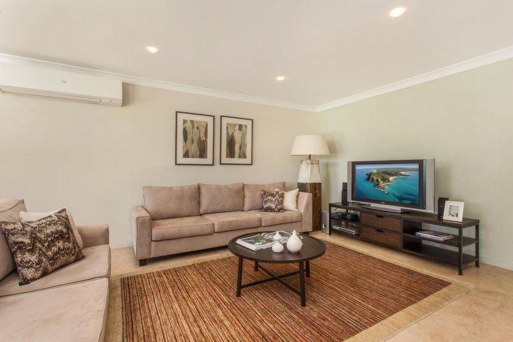 Ground level Living area