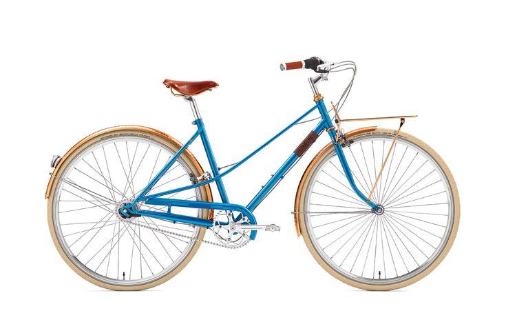 CREME Caferacer Lady Solo 7 speed LTD 2016 - Rider-Store - Die ganze Welt der Bikes & Parts - Mountainbikes, MTB Rahmen und Mountainbike Zubehör von namhaften Herstellern wie Ghost, Pinarello, Yeti, Niner, Mavic und Fox