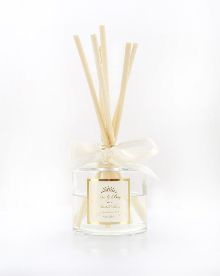The brand new stunning Bluebell Wood Room diffuser absolutely divine www.sandybaylondon.com