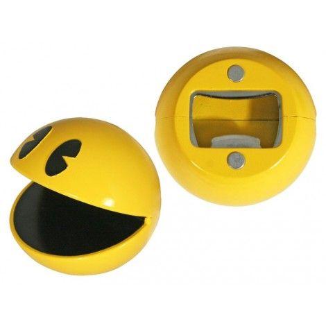 Décapsuleur Magnétique Pac-Man