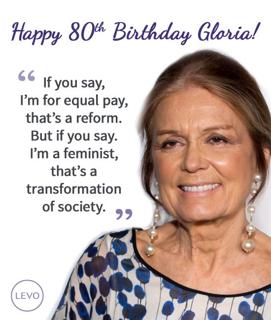 Gloria steinem fist commit