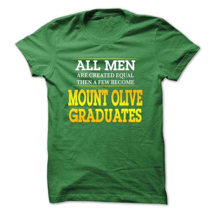 Mount Olive College Graduates For Men