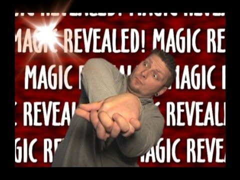"""""""How To Do The Hand Twisting Trick"""" Magic Revealed!"""