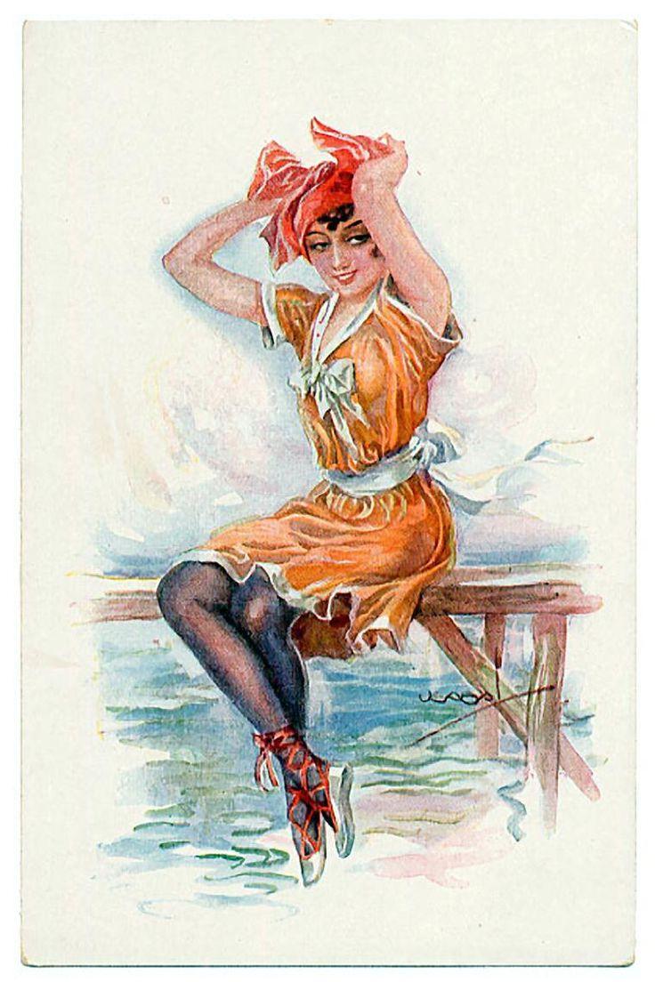 17 Best images about Ephemera-Mermaids, the Beach on ...