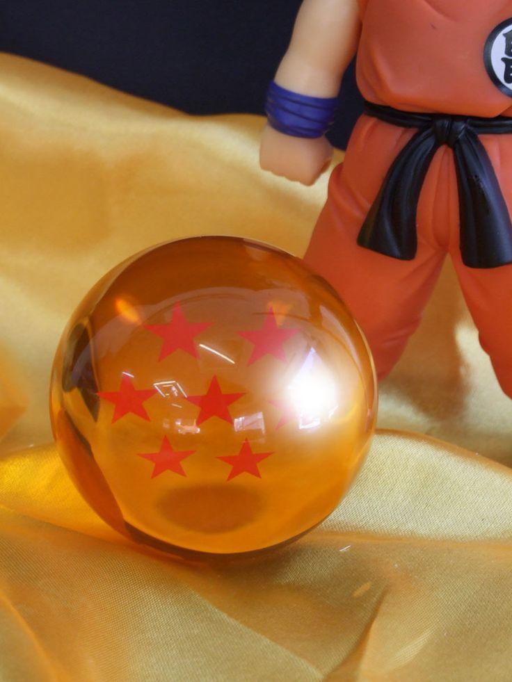 Bola Gigante Dragon Ball. Chii Shinchuu (Esfera de siete estrellas), 7.8cm