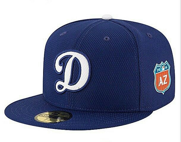 New Dodgers spring training 2016 hat