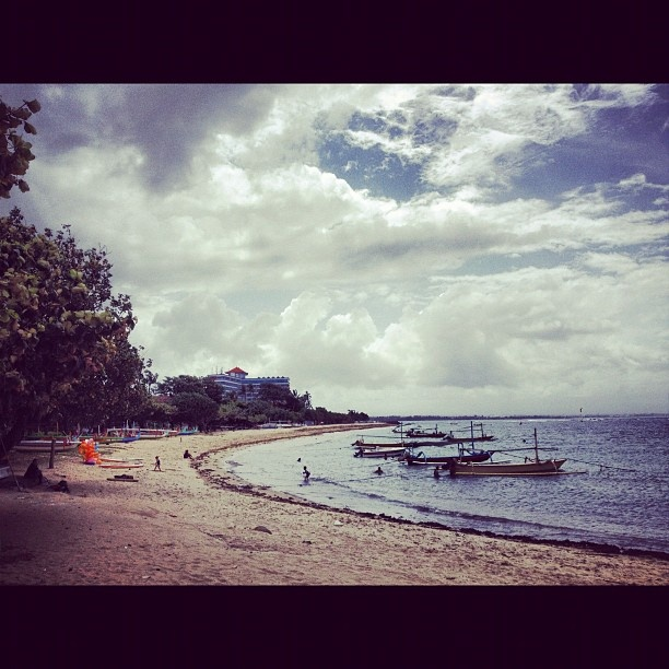 Good morning Sanur!