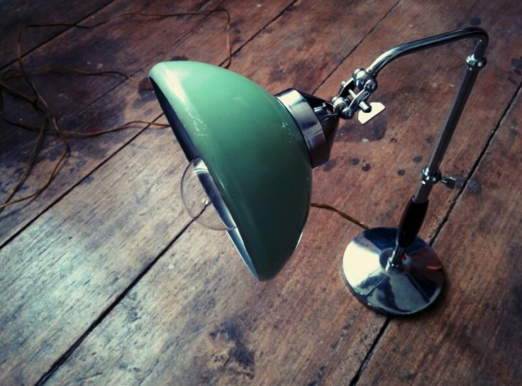 '40/'50 lampada ministero