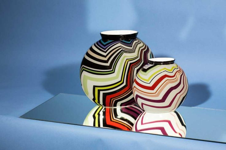 Bolla Collection By Missoni Home and Richard Ginori #ItalianDesign #LuxuryDesigner