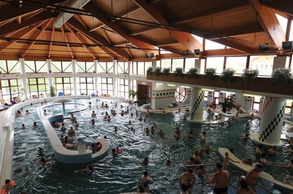 Zalakaros Public Thermal Spa, Hungary