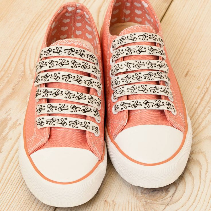 24 aces laces shoelaces pinterest a cool alternative to chocolate for easter gifts the easter bunny has found his way negle Images