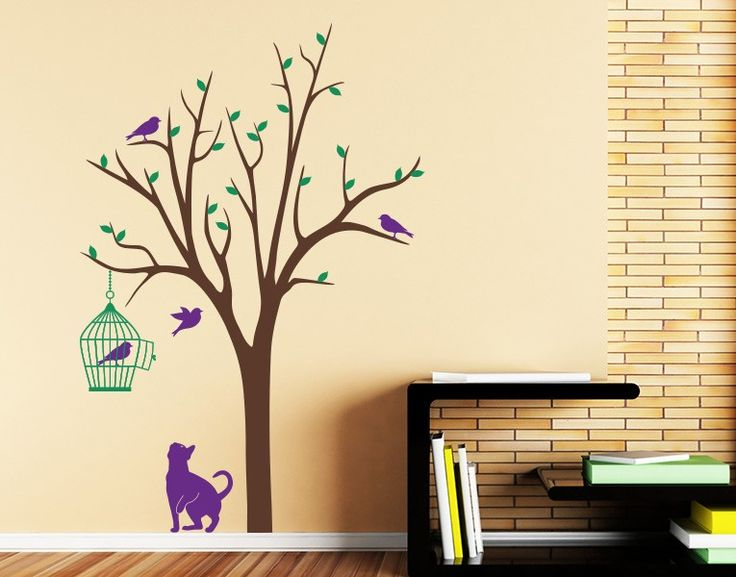 1000 ideas about wandtattoo baum on pinterest tree wall. Black Bedroom Furniture Sets. Home Design Ideas