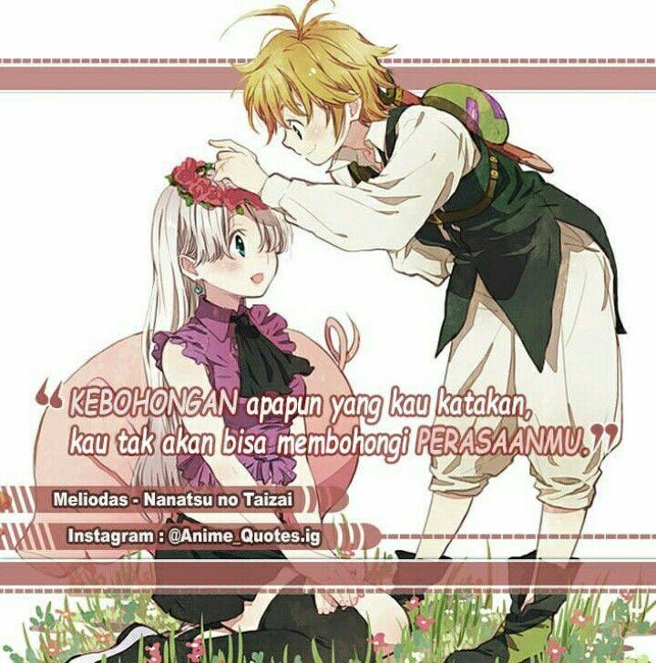 """Pin oleh Fanissa di kata """" anime Otaku, Perasaan, Kata"""