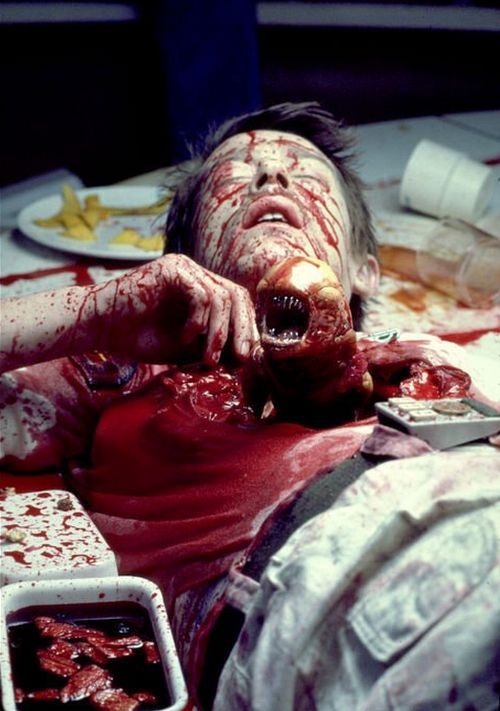 Alien- One of the most shocking scenes in movie history!