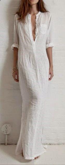 Womens fashion | Boho maxi dress