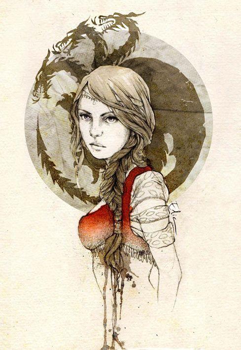 Daenerys Targaryen Elia Fernández.jpg