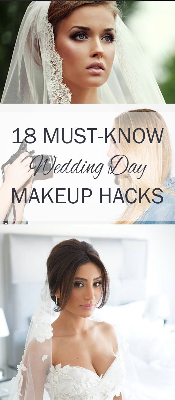 Wedding Day Makeup, Makeup Hacks, Beauty Hacks, Popular Pin, Wedding Day Beauty.