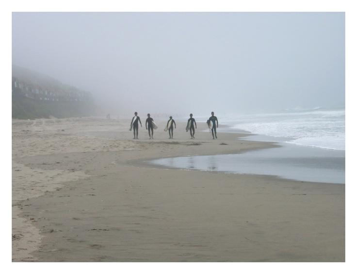 capitola surfers