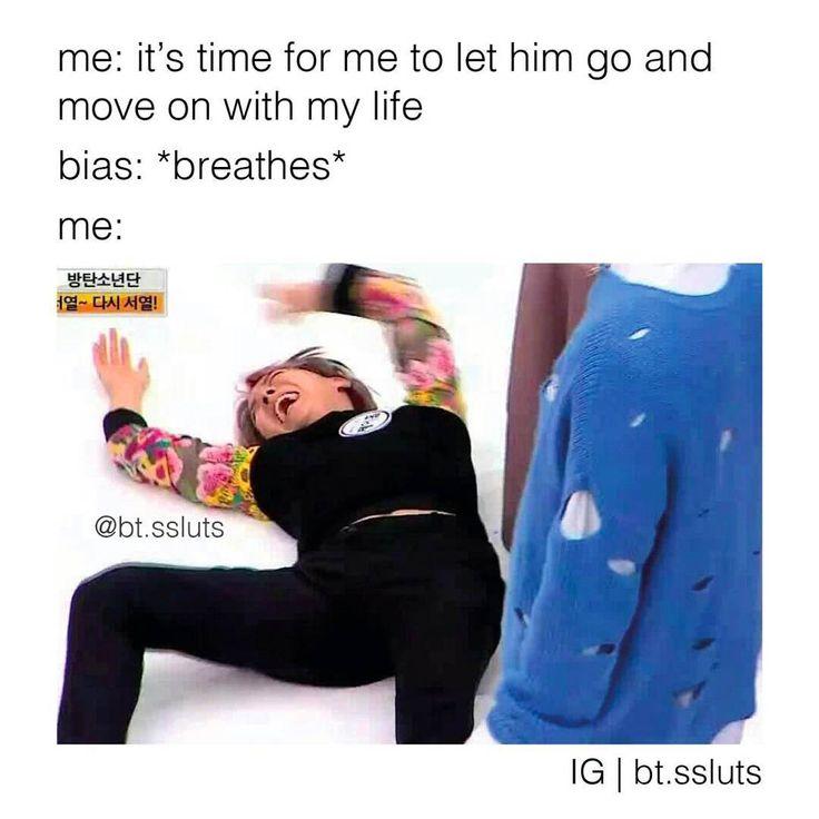 "7,646 Likes, 408 Comments - BTS MEMES (@bt.ssluts) on Instagram: ""Q: WHO WAS YOUR FIRST BIAS?  Mine has always been Joon  #btsmeme #bts #bangtansonyeondan…"""