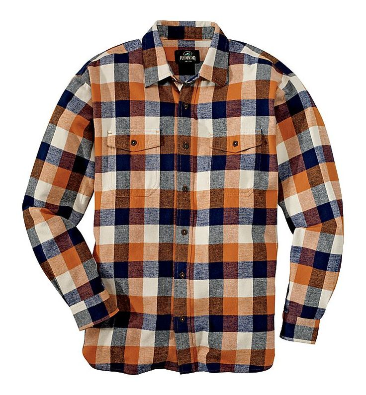 redhead-flannel-shirts