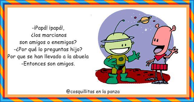 CoSqUiLLiTaS eN La PaNzA BLoGs: CHISTES PARA NIÑOS | Humor