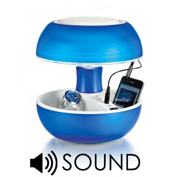Lampada Vivida Joyo Sound Lightcolors blu
