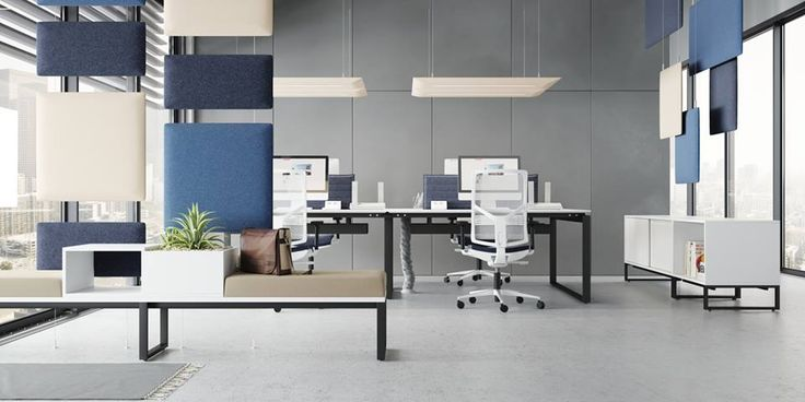 #furniko #acoustic #panels #occo #office #design #work #table #chair