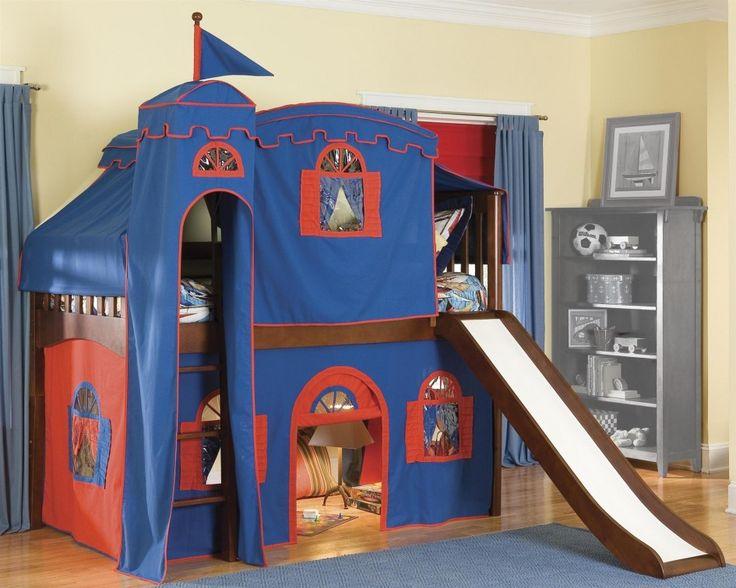 Castle Loft Bed What Age