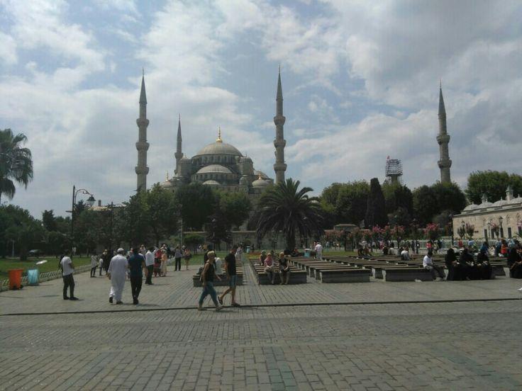 Sultân Ahmet Camii şu şehirde: İstanbul, İstanbul