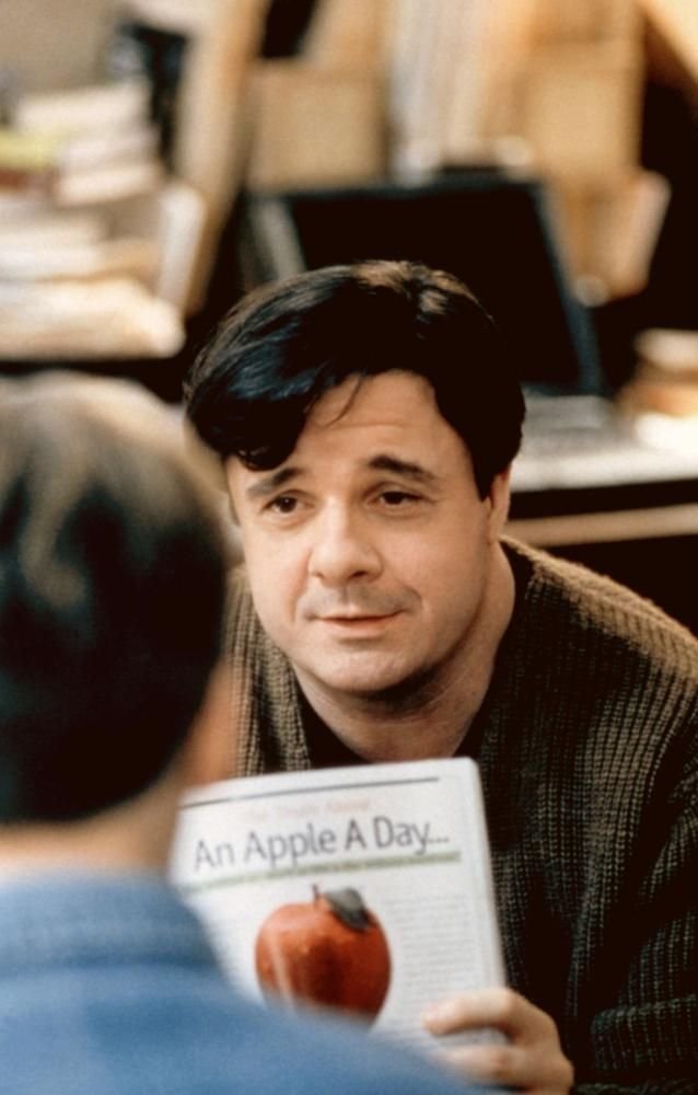 AT FIRST SIGHT, Nathan Lane, 1999 | Essential Films Stars, Nathan Lane http://gay-themed-films.com/nathan-lane