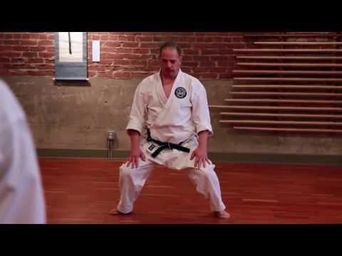 MACAM - MACAM SENI BELA DIRI: Video: Warm Up - Pemanasan Lengkap Karate
