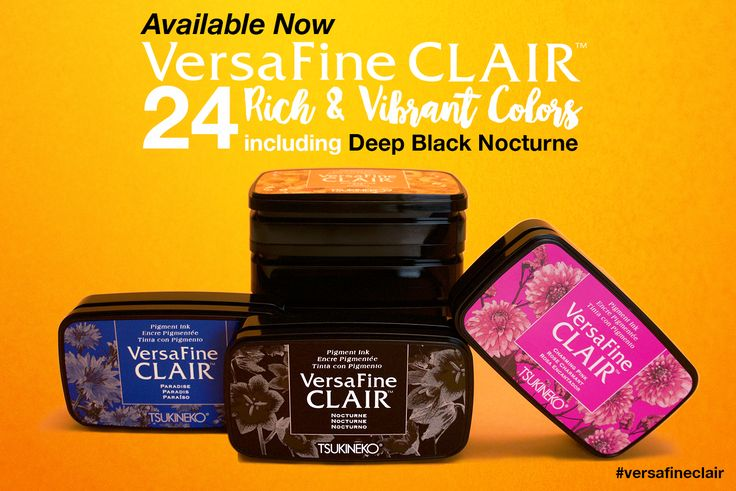 VersaFine Clair available now at our Shop page.