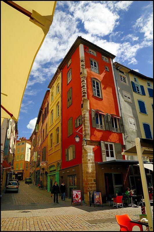 Le Puy-en-Velay, Auvergne, France