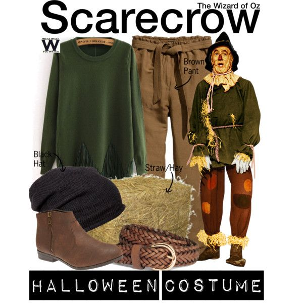 The Wizard of Oz by wearwhatyouwatch on Polyvore featuring H&M, Wet Seal, wearwhatyouwatch and film