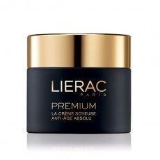 Косметика Lierac - линия PREMIUM, средства anti-age, крем от морщин, косметика против старения кожи