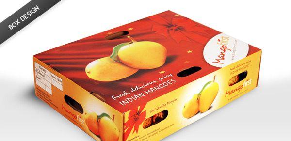Gallery For > Fruit Box Design