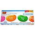 Jelly Belly Sugar Free Jelly Beans Candy - 10 Flavors Gift Box